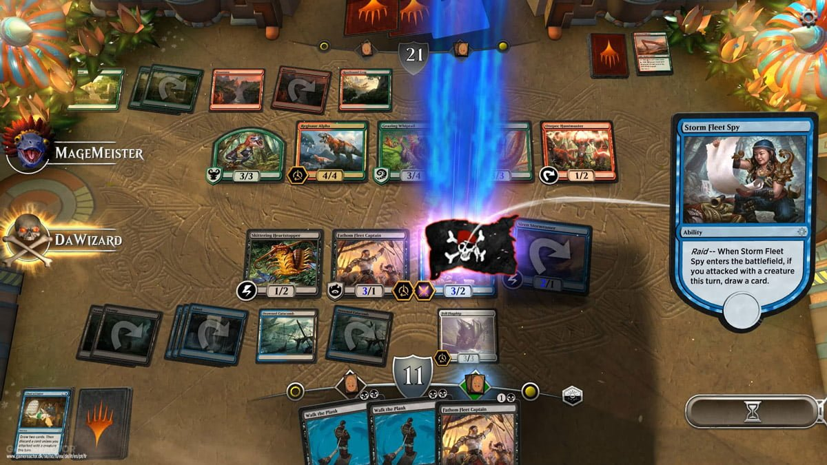 Wizards of the Coast anuncia liga milionária de Magic: The