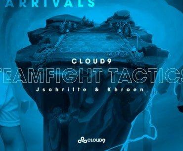 cloud9 tft