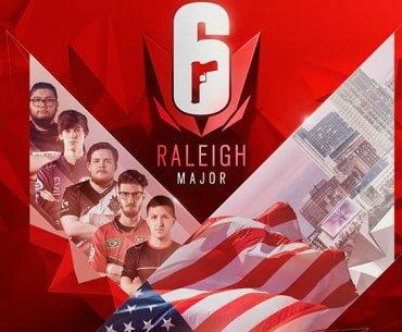 six major raleigh